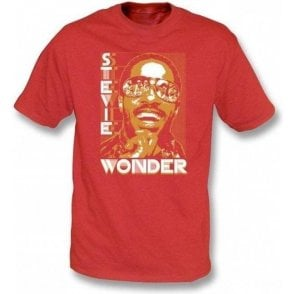 Stevie Wonder Photo Collage Men's T-Shirt