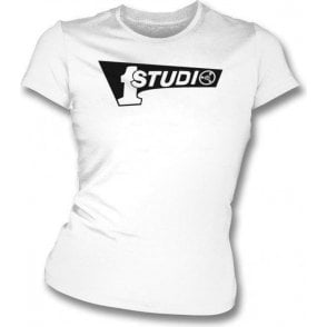 Studio 1 (Reggae) Womens Slim Fit T-Shirt