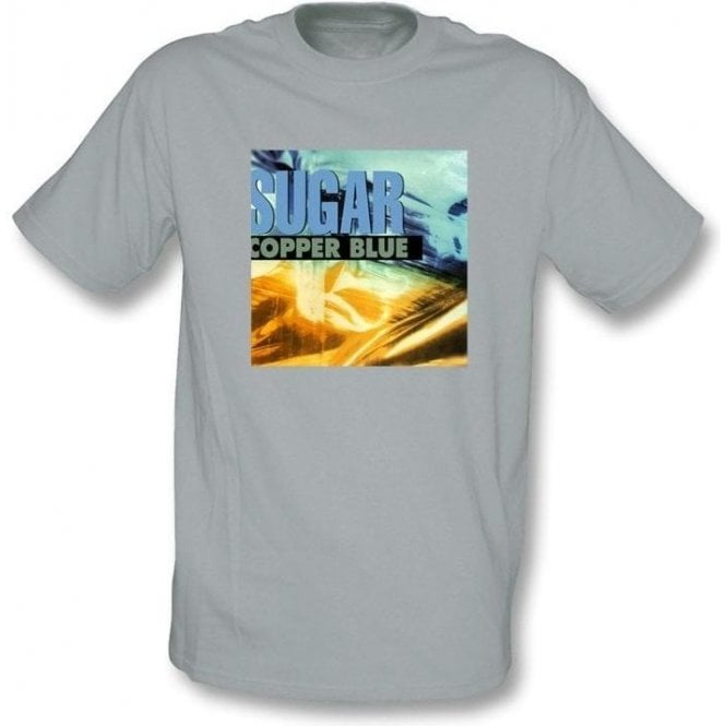 Sugar Copper Blue Album cover T-shirt