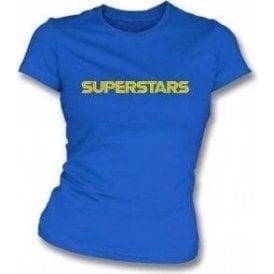Superstars Womens Slim Fit T-Shirt