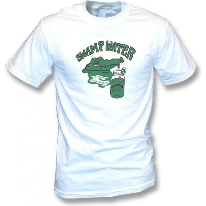 Swamp Water (As Worn By Joey Ramone, Ramones) Vintage Wash T-Shirt