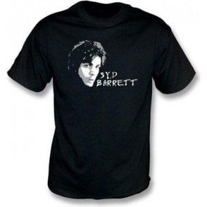 Syd Barrett Face T-Shirt
