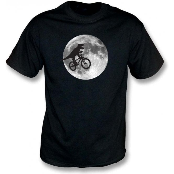 T-Rex E.T. (Inspired by E.T. The Extra Terrestrial) T-Shirt