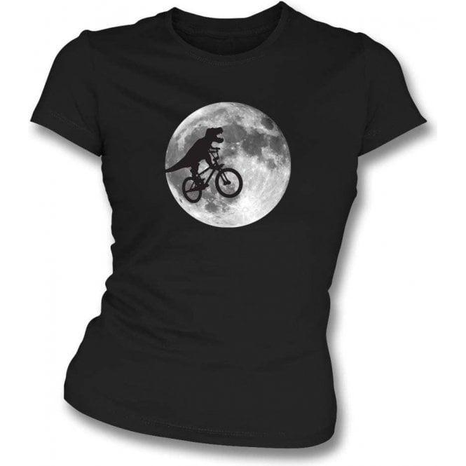 T-Rex E.T. Womens Slim Fit T-Shirt