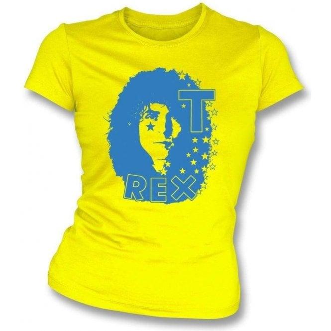 T. Rex Original '70s Logo Organic Women's T-shirt