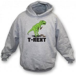 T-Rext Hooded Sweatshirt