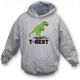 T-Rext Hooded Sweatshirt