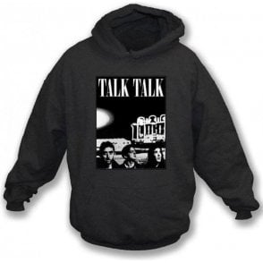 Talk Talk Band Photo Hooded Sweatshirt