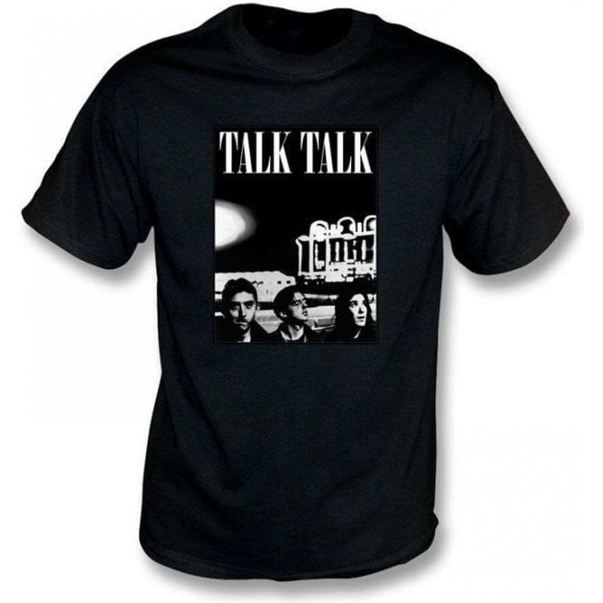 Talk Talk Band Photo T-shirt