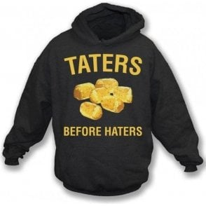 Taters Before Haters Kids Hooded Sweatshirt
