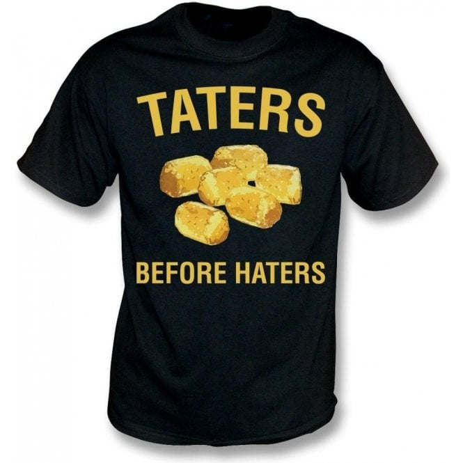 Taters Before Haters Kids T-Shirt
