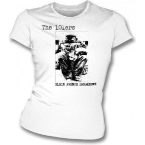 The 101ers Elgin Avenue Breakdown (Joe Strummer) girls slimfit t-shirt