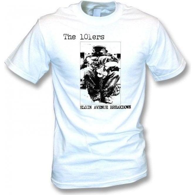 The 101ers Elgin Avenue Breakdown (Joe Strummer) T-shirt