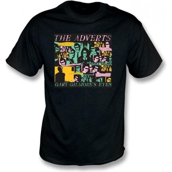 The Adverts - Gary Gilmour's Eyes T-shirt