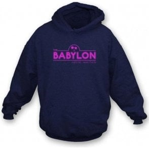 The Babylon Nightclub (Inspired by Scarface) Hooded Sweatshirt