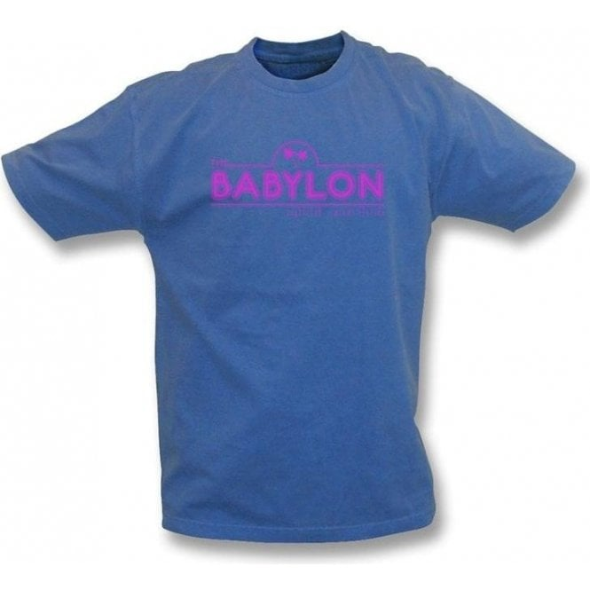 The Babylon Nightclub (Inspired by Scarface) Vintage Wash T-Shirt