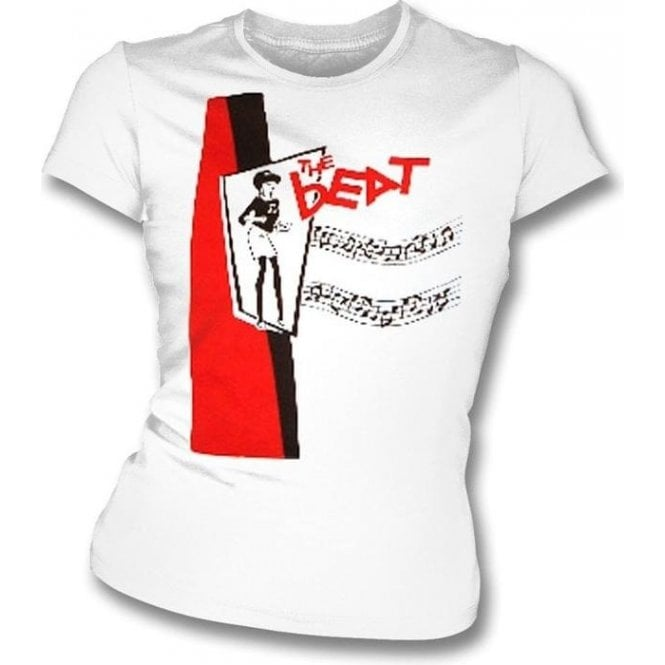 The Beat Womens Slim Fit T-Shirt