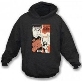 The Burning Question Cult Comedy Film Hooded Sweatshirt