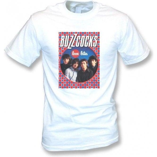 The Buzzcocks Love Bites Vintage Mens