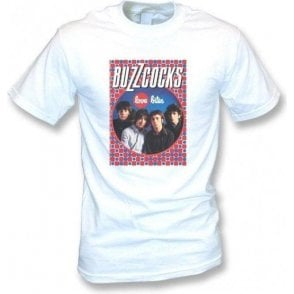 The Buzzcocks Love Bites Vintage Mens