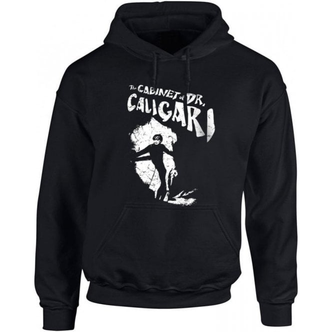 The Cabinet of Dr. Caligari Hooded Sweatshirt