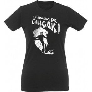 The Cabinet of Dr. Caligari Womens Slim Fit T-Shirt