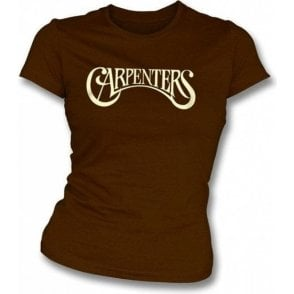 The Carpenters logo girls slimfit t-shirt