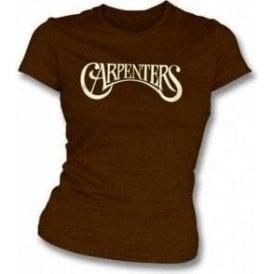 The Carpenters logo girls slimfit t-shirt
