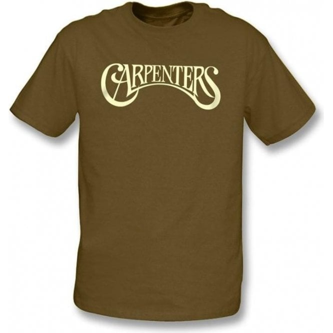 The Carpenters Logo t-shirt