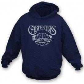 The Carpenters World Tour Hooded Sweatshirt