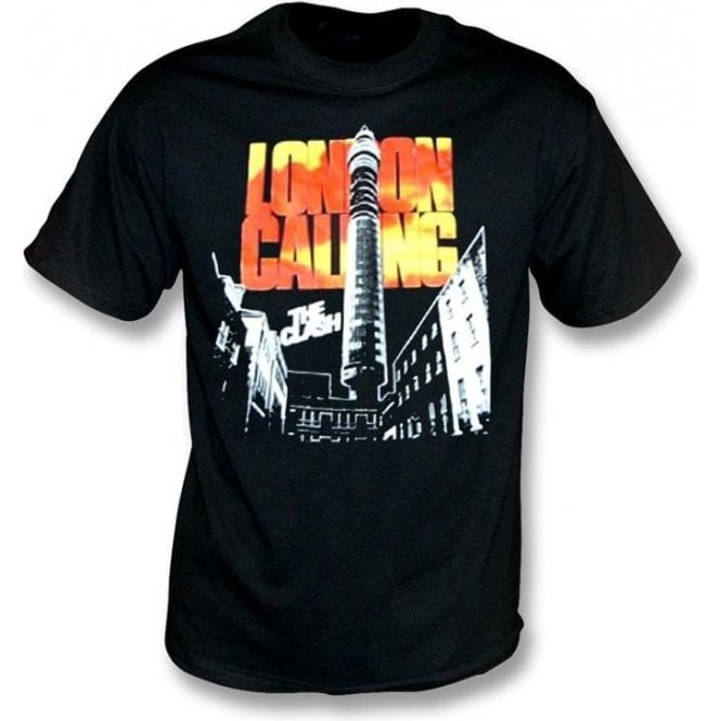 The Clash - London Calling t-shirt
