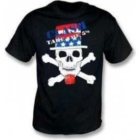 The Clash - Skull Take The 5th T-shirt