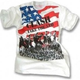 The Clash - Take The 5th T-Shirt