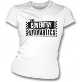 The Coventry Automatics (The Specials) Girl's Slim-Fit T-shirt