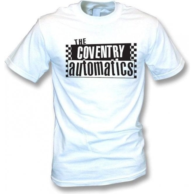 The Coventry Automatics (The Specials) T-shirt
