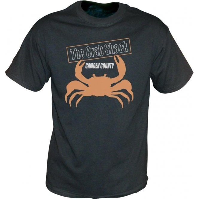 The Crab Shack (Inspired by My Name Is Earl) Vintage Wash T-Shirt