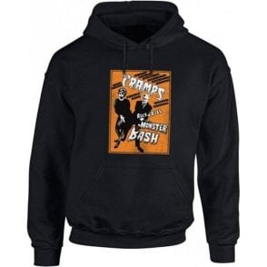 The Cramps Monster Bash Hooded Sweatshirt