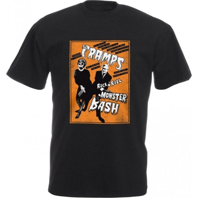 The Cramps Monster Bash Kids T-Shirt
