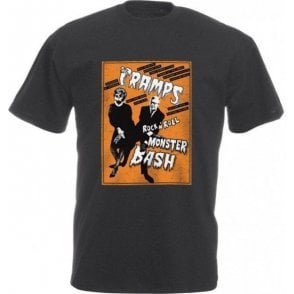The Cramps Monster Bash Vintage T-Shirt