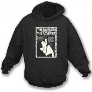 The Damned Can Now Play 3 Chords Hooded Sweatshirt
