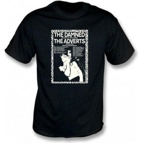 The Damned Can Now Play 3 Chords T-shirt