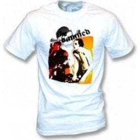 The Damned - Red & Yellow Skull T-Shirt