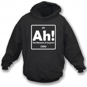 The Element of Surprise Kids Hooded Sweatshirt