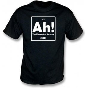 The Element of Surprise Kids T-Shirt