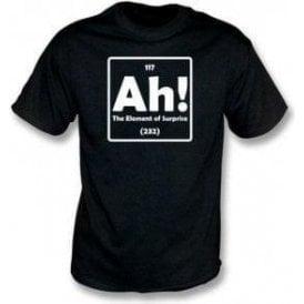 The Element of Surprise Kids T-Shirt