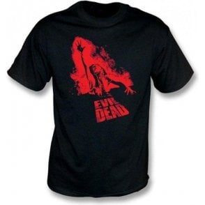 The Evil Dead Film Poster T-Shirt