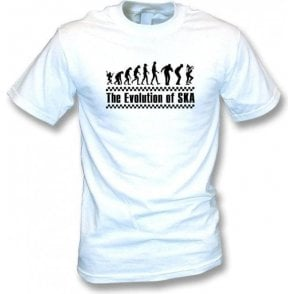 The Evolution of Ska T-Shirt