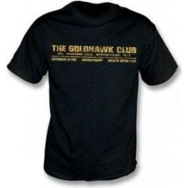 The Goldhawk Club (Inspired by Quadrophenia) T-shirt