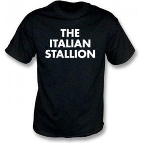 The Italian Stallion (As Worn By Johnny Thunders, New York Dolls) T-Shirt