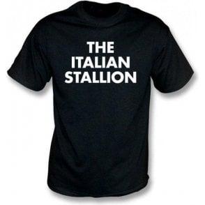 The Italian Stallion (As Worn By Johnny Thunders, New York Dolls) T-Shirt